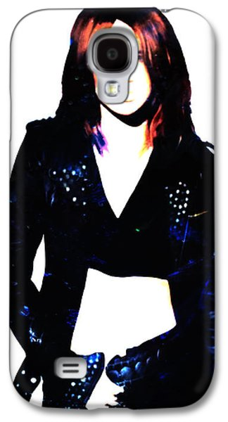 Miley Cyrus 8c Galaxy S4 Case