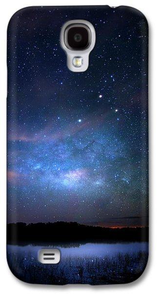 Milky Way At 9 Mile Pond Galaxy S4 Case