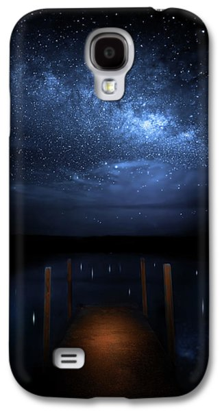 Milky Way Galaxy Galaxy S4 Case