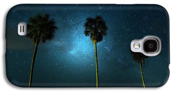 Milky Way Planet Galaxy S4 Case