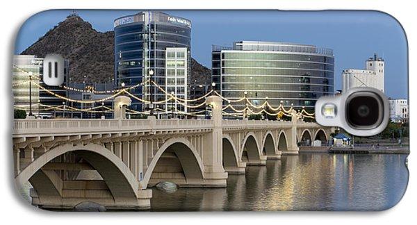 Mill Avenue Bridge At Dusk Galaxy S4 Case