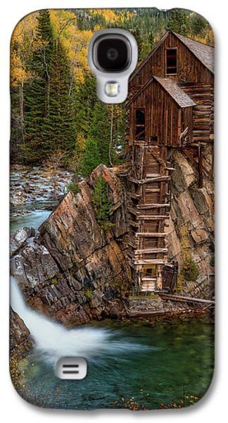 Mill In The Mountains Galaxy S4 Case by Darren White