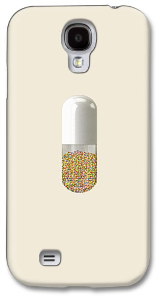 Millions And Billions Galaxy S4 Case by Nicholas Ely