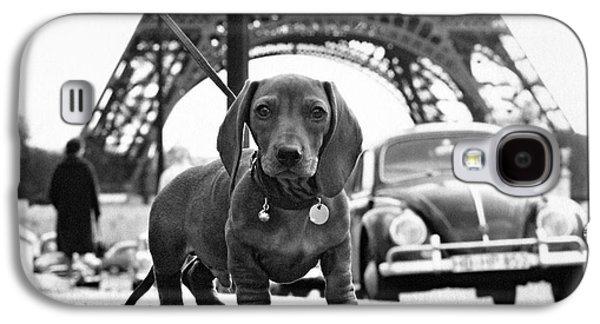 Paris Galaxy S4 Case - Milo Mon Chien by Hans Mauli
