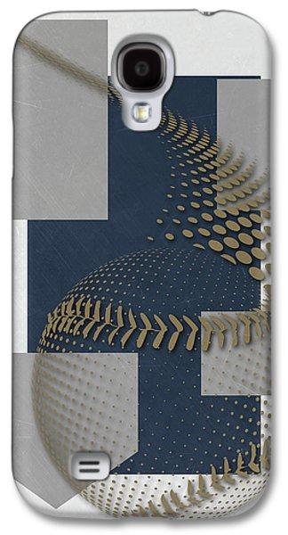 Milwaukee Brewers Art Galaxy S4 Case by Joe Hamilton