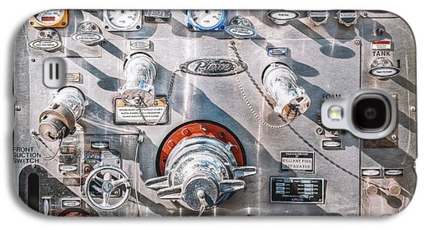 Truck Galaxy S4 Case - Milwaukee Fire Department Engine 27 by Scott Norris