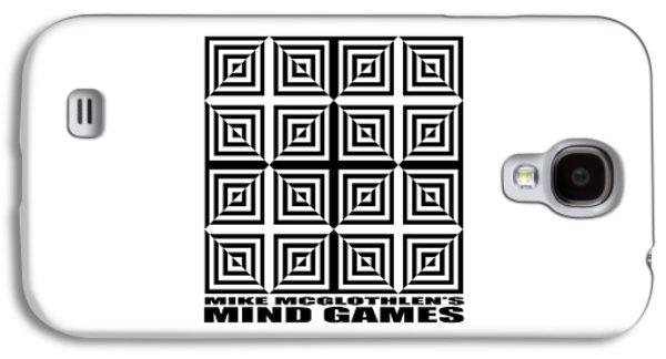 Mind Games 28se Galaxy S4 Case by Mike McGlothlen