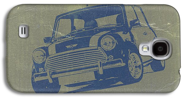 Mini Cooper Galaxy S4 Case