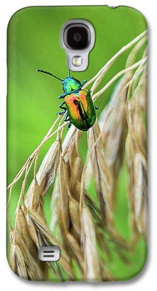 Galaxy S4 Case featuring the photograph Mini Metallic Magnificence  by Bill Pevlor