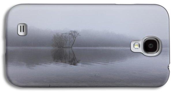 Minimal Reflection Galaxy S4 Case by Chris Fletcher