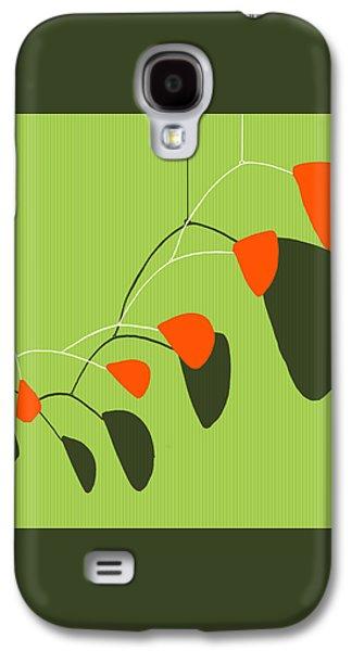 Minimalist Modern Mobile Galaxy S4 Case by Little Bunny Sunshine
