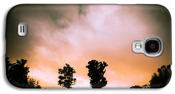 Minimalist Rural Landscape Galaxy S4 Case by Jorgo Photography - Wall Art Gallery