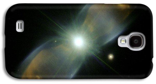 Minkowskis Butterfly, Planetary Nebula Galaxy S4 Case by T. Rector/GMOS-S/NOAO/AURA/NSF