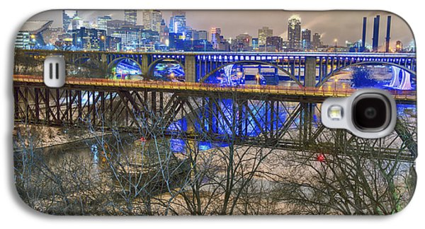 Minneapolis Bridges Galaxy S4 Case