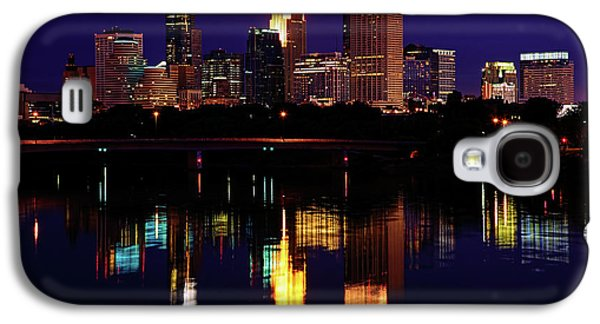 Minneapolis Twilight Galaxy S4 Case
