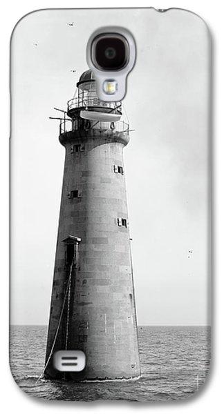 Minot's Ledge Lighthouse, Boston, Mass Vintage Galaxy S4 Case