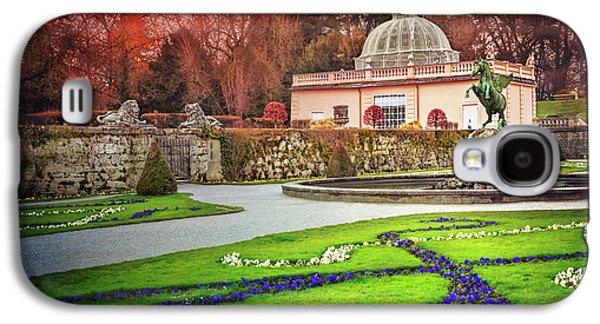 Mirabell Gardens Salzburg  Galaxy S4 Case
