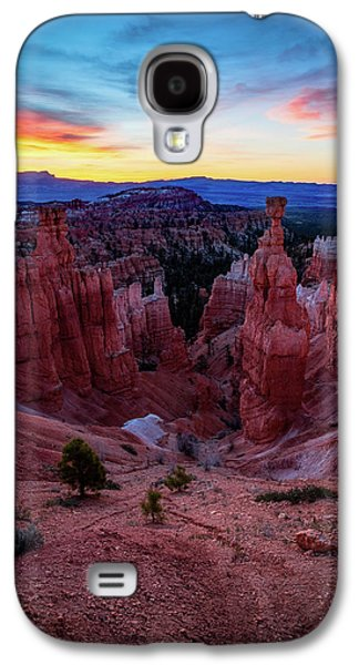 Thor's Light Galaxy S4 Case by Edgars Erglis