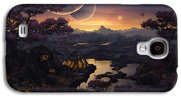 Mirror Lakes Galaxy S4 Case
