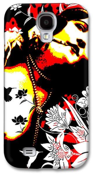 Mischievious Hummingbird Galaxy S4 Case by Chris Andruskiewicz