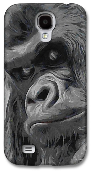 Mischievous Thoughts  Galaxy S4 Case by Ernie Echols
