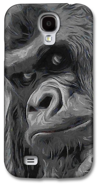 Mischievous Thoughts  Galaxy S4 Case