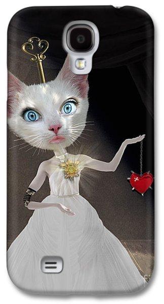 Miss Kitty Galaxy S4 Case