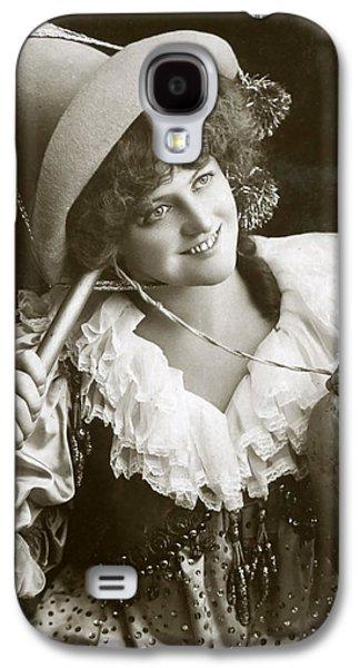 Miss Marie Studholme As Lady Madcap 1905 Galaxy S4 Case