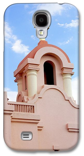 Mission San Rafael Parish Church Galaxy S4 Case by Art Block Collections