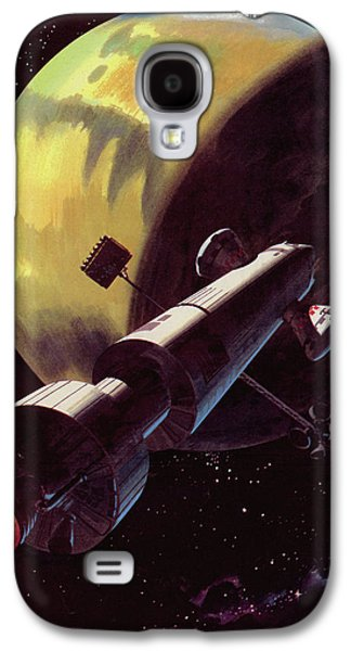 Mission To Mars Galaxy S4 Case by Wilf Hardy
