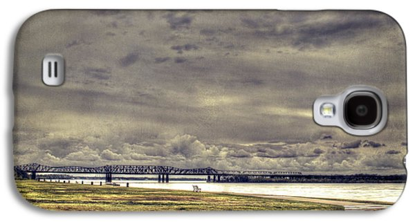 Mississipi River Galaxy S4 Case