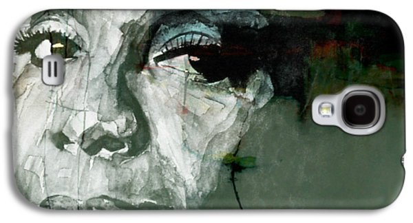 Rhythm And Blues Galaxy S4 Case - Mississippi Goddam by Paul Lovering