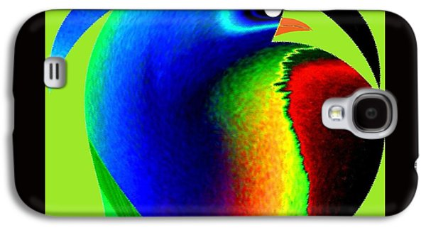 Mister Potato Bird Galaxy S4 Case by Will Borden