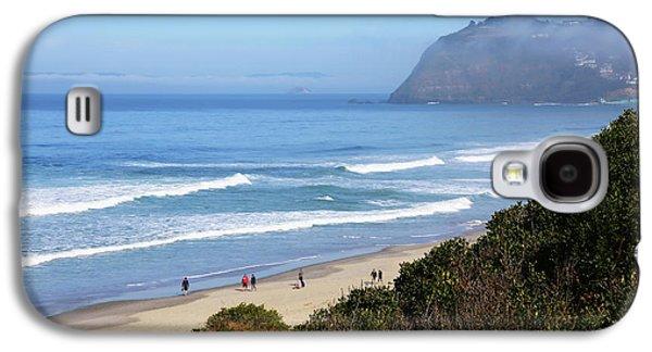 Misty Beach Morning Galaxy S4 Case