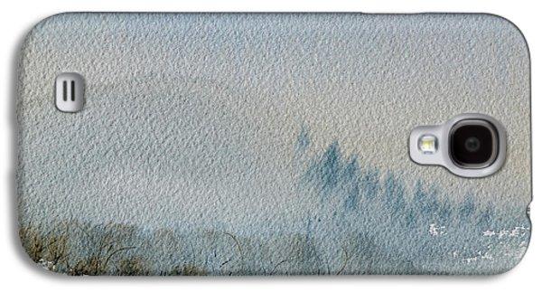 A Misty Morning Galaxy S4 Case