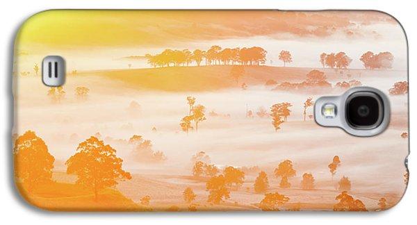 Misty Mornings Galaxy S4 Case