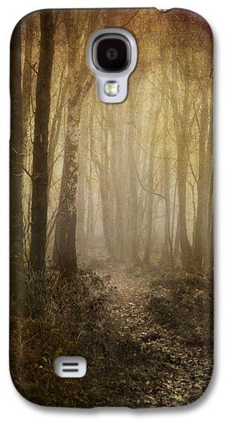 Misty Woodland Path Galaxy S4 Case