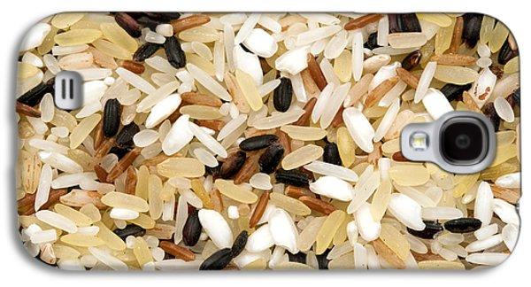 Mixed Rice Galaxy S4 Case by Fabrizio Troiani