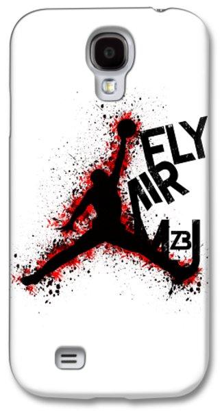Mj23 V.1.2 Galaxy S4 Case by Llg Design
