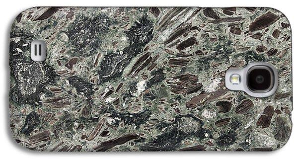 Mobkai Granite Galaxy S4 Case by Anthony Totah