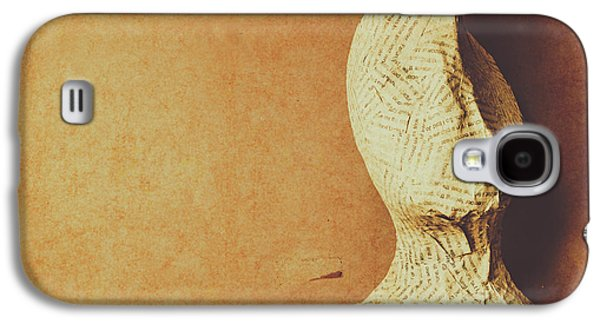 Modelling The Right Brain Intellect Galaxy S4 Case by Jorgo Photography - Wall Art Gallery