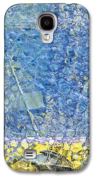 Modern Art - Above And Below - Sharon Cummings Galaxy S4 Case