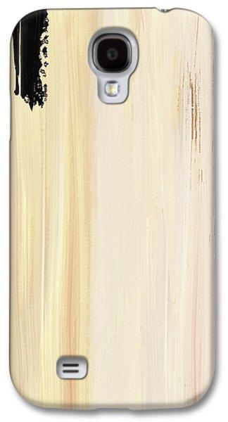 Modern Art - The Power Of One Panel 3 - Sharon Cummings Galaxy S4 Case by Sharon Cummings