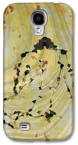 Modern Nude Art By Sharon Cummings Galaxy S4 Case by Sharon Cummings