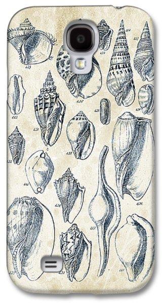 Mollusks - 1842 - 20 Galaxy S4 Case