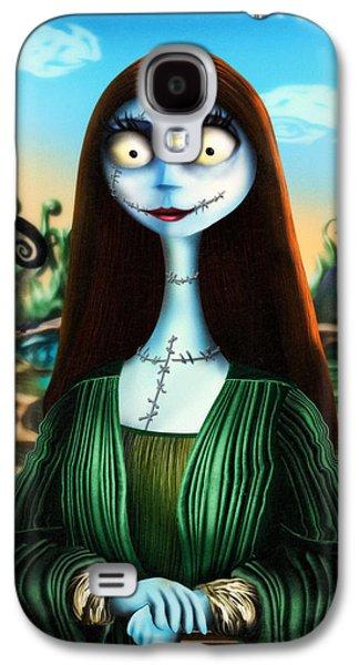 Mona Lisa Galaxy S4 Case