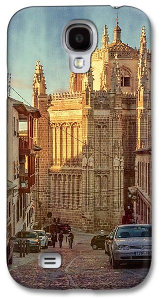 Monastery Of San Juan De Los Reyes Galaxy S4 Case by Joan Carroll