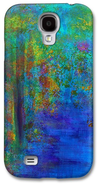 Monet Woods Galaxy S4 Case by Claire Bull