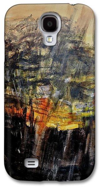 Monsoon Light Triptych - Right Panel Galaxy S4 Case