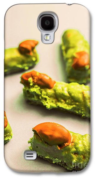 Monster Finger Cake Galaxy S4 Case by Jorgo Photography - Wall Art Gallery